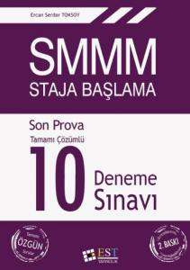 EST SMMM Staja Başlama Tamamı Çözümlü 10 Deneme Sınavı