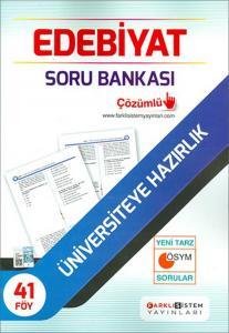 Farklı Sistem Yayınları AYT Edebiyat Soru Bankası
