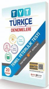 Farklı Sistem Yayınları TYT Türkçe 20 li Denemeleri