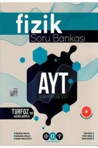 Fiziksel Alan Yayınları AYT Fizik TURFOZ Soru Bankası