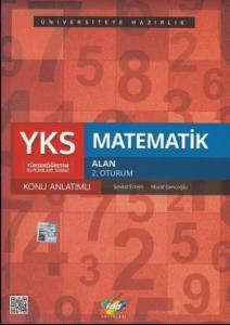 FDD YKS Matematik Konu Anlatımlı 2. Oturum