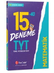 FenCebir TYT Matematik 15x40 Deneme