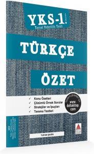 Delta Kültür YKS 1. Oturum TYT Türkçe Özet