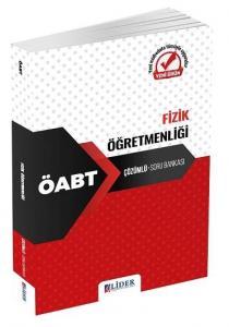 Lider Yayınları 2020 ÖABT Fizik Öğretmenliği Soru Bankası Çözümlü