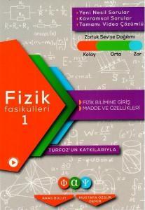 Fiziksel Alan Yayınları Fizik Fasikülleri 1 Madde ve Özellik