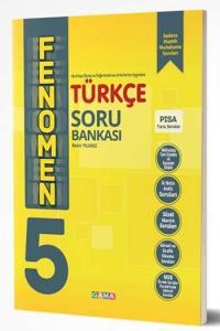 Gama Okul Yayınları FENOMEN 5. Sınıf Türkçe Soru Bankası