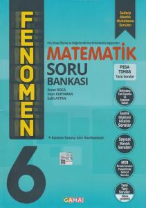 Gama Okul Yayınları 6. Sınıf Matematik Fenomen Soru Bankası