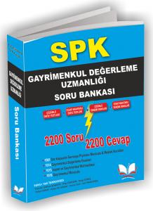 Roper SPK Gayrimenkul Değerleme Uzmanlığı Soru Bankası