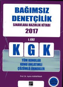 Gazi KGK Bağımsız Denetçilik Sınavlarına Hazırlık Kitabı 2017