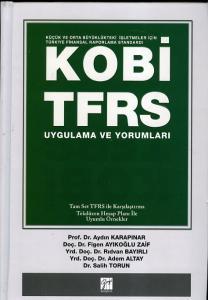 Gazi Kobi - TFRS Uygulama ve Yorumları