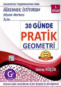 Gür Yayınları 30 Günde Pratik Geometri 1. Kitap