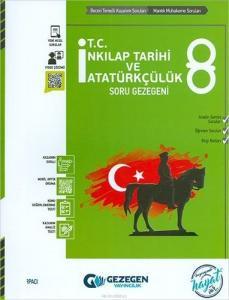 Gezegen Yayınları 8. Sınıf LGS T.C. İnkılap Tarihi ve Atatürkçülük Soru Gezegeni