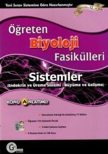 Gür Öğreten Biyoloji Fasikülleri Sistemler ( Endokrin ve Üreme Sistemi - Büyüme ve Gelişme )