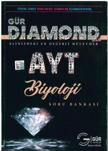 Gür Yayınları AYT Biyoloji DIAMOND Soru Bankası