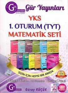 Gür YKS 1. Oturum TYT Matematik Seti