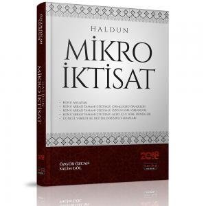 HALDUN Mikro İktisat - Özgür Özcan, Salim Göl