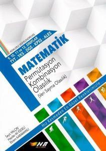 Hız ve Renk Yayınları YKS TYT DGS KPSS ALES Matematik Permütasyon Binom Olasılık