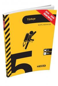 Hız Yayınları 5. Sınıf Türkçe Soru Bankası