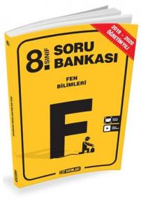 Hız Yayınları 8. Sınıf Fen Bilimleri Soru Bankası