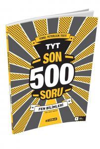 Hız Yayınları TYT Fen Bilimleri Son 500 Soru