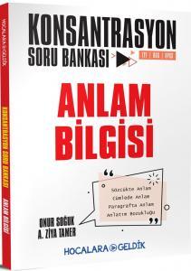 Hocalara Geldik Anlam Bilgisi Konsantrasyon Soru Bankası