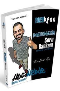HocaWebde Yayınları 2020 KPSS Matematik Tamamı Çözümlü Soru Bankası