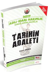 Hür Adli İdari Yargı Hakimliği Tarihin Adaleti 2017 - Cesur Erdem