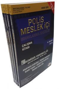 Hür Polis Meslek İçi Sınavlarına Hazırlık Modüler Set 2018