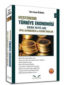 İkinci Sayfa Hysteresis Türkiye Ekonomisi Ders Notları