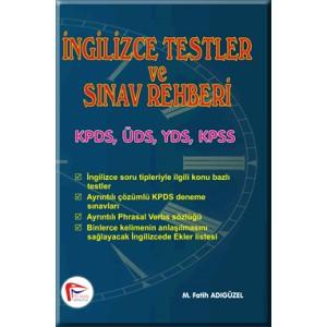 İngilizce Testler ve Sınav Rehberi