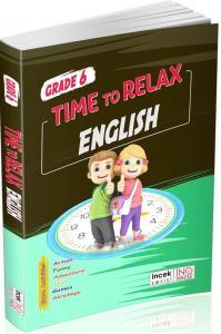 İnovasyon Yayıncılık 6. Sınıf Time To Relax English