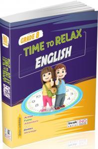 İnovasyon Yayıncılık 8. Sınıf Time To Relax English