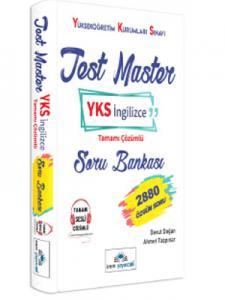 İrem Test Master YKS İngilizce Tamamı Çözümlü Soru Bankası