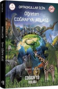 İrem Yayınları Ortaokullar İçin Öğreten Coğrafya Atlası