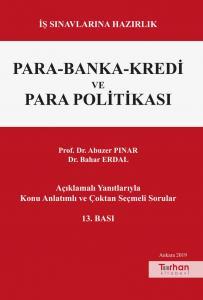 Para Banka Kredi ve Para Politikası