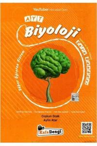 Kafa Dengi Yayınları AYT Biyoloji Temel ve Orta Düzey Soru Bankası