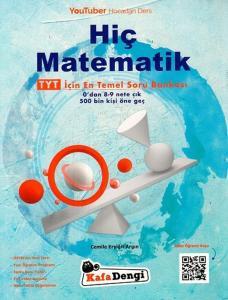 Kafa Dengi Yayınları TYT Hiç Matematik Soru Bankası