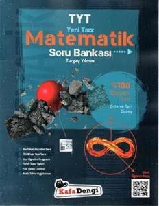 Kafa Dengi Yayınları TYT Matematik Orta ve İleri Düzey Soru Bankası