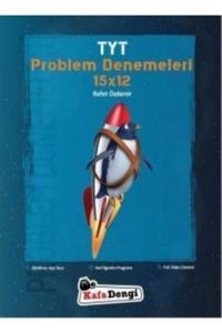 Kafadengi Yayınları TYT Problemler Denemeleri 15×12