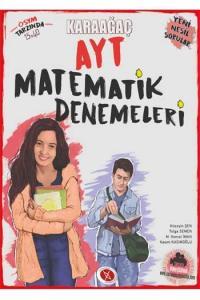 Karaağaç Yayınları AYT Matematik 15 x 40 Denemeleri