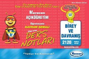 Karacan Birey ve Davranış - 2120