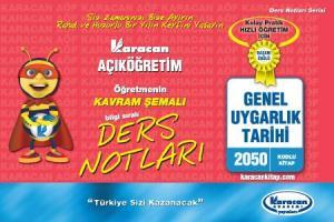 Karacan Genel Uygarlık Tarihi - 2050