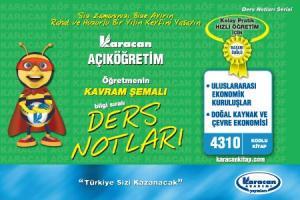 Karacan Uluslararası Ekonomik Kuruluşlar - Doğal Kaynak ve Çevre Ekonomisi - 4310