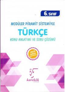 Karekök 6. Sınıf Türkçe Konu Anlatımı ve Soru Çözümü