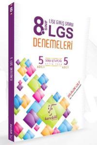 Karekök 8. Sınıf LGS Denemeleri 5 Adet