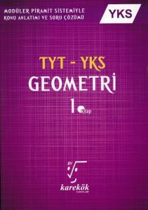 Karekök TYT YKS Geometri Konu Anlatımı 1. Kitap