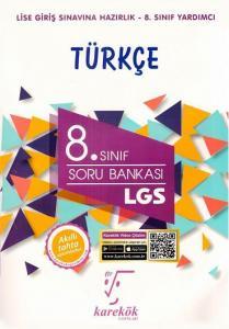 Karekök 8. Sınıf LGS Türkçe Soru Bankası