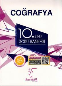 Karekök 10. Sınıf Coğrafya Soru Bankası