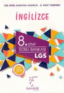 Karekök 8. Sınıf LGS İngilizce Soru Bankası