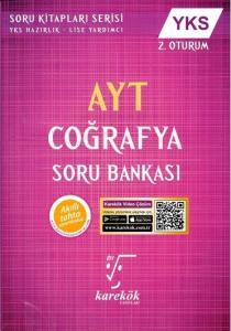 Karekök AYT Coğrafya Soru Bankası